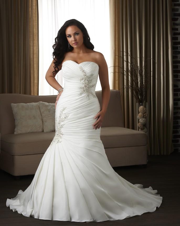 73d313 58d01dde40c9458bb16bdab7d033eb63 - House of Oliver's Guide to Plus Size Wedding Dresses