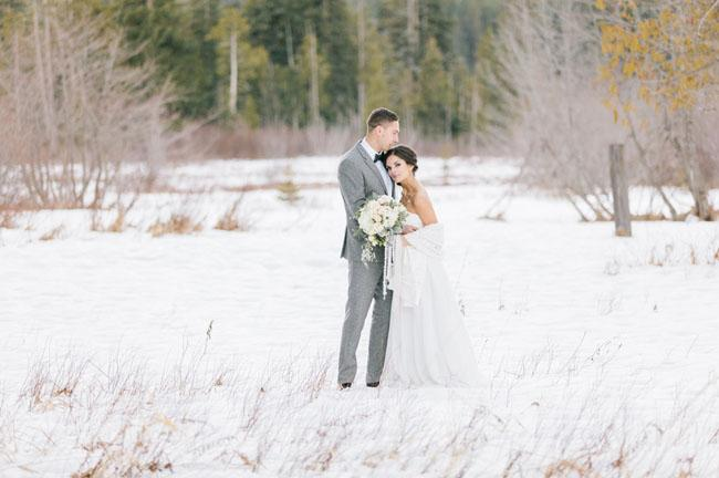 winter wedding planning