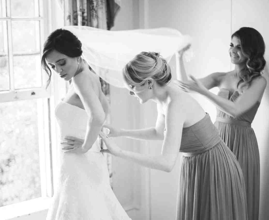 bride bridesmaids getting ready bw 0264eg5u9302 2902119575 o mwds110788 vert edited - WIN £500 TOWARDS YOUR WEDDING DRESS