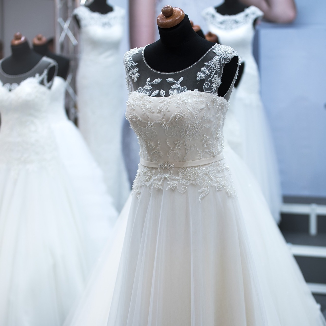 our wedding dresses uk - 9 reasons why your experience at House of Oliver will be different to other bridal stores